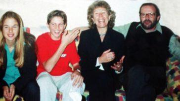 A família Von Richthofen, antes do crime (Foto: Sérgio Castro / Estadão Conteúdo)