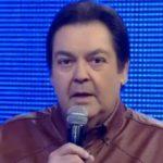 Fausto Silva não se conteve ao criticar o reality show da Globo (Foto: Divulgação)