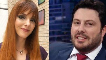 Humorista e apresentadora trocaram farpas no Twitter (Foto: Reprodução/ Instagram)
