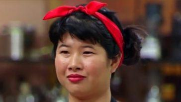 Tailandesa revelou que torce para que a Débora seja campeã do reality show (Foto: Divulgação)