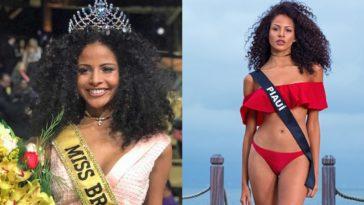 Monalysa Alcântara Miss Brasil 2017