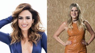 Segundo informações veiculadas no programa de Sônia Abrão, as duas teriam uma rixa (Foto: Divulgação)