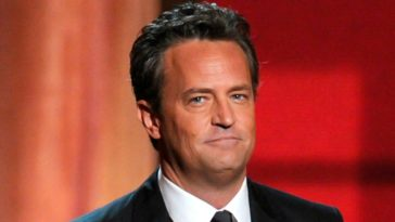 matthew perry friends drogas