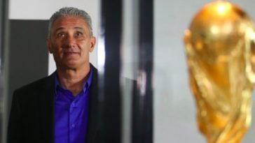 O técnico Tite disse que enfrentar adversários fortes pode 'dar caixa' à seleção brasileira (Foto: Rafael Ribeiro / CBF)
