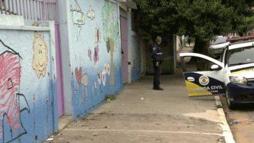 ladrões panetone centro educação infantil