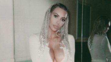 kim kardashian sem roupas