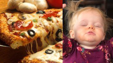 feedclub bebê pizza