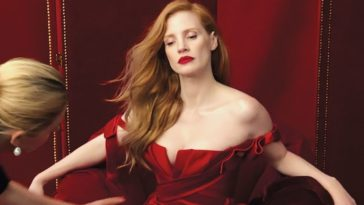 feedclub jessica chastain