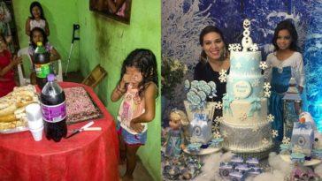 feedclub menina bolo aniversário