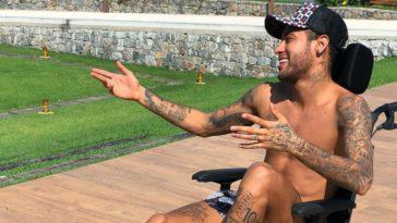 neymar homenagem fail