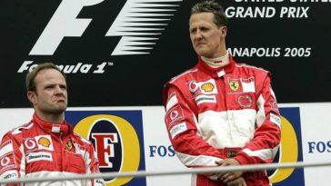 Schumacher Rubinho