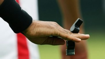 arbitragem juiz futebol