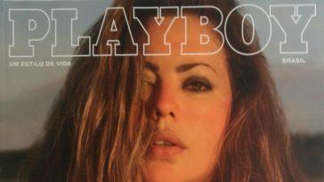playboy última edição