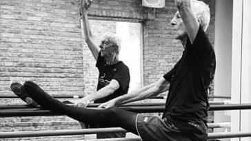 feedclub bailarino 80 anos