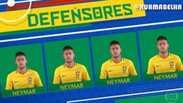 feedclub neymar galvão seleção