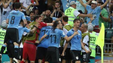 feedclub seleção uruguai