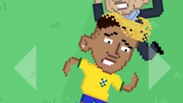 neymar game jogo