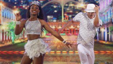 feedclub erika januza danca dos famosos