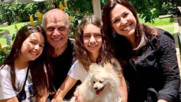feedclub ricardo boechat familia e cadela