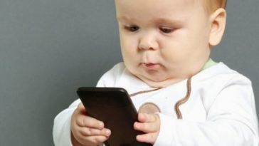 feedclub bebe crianca celular