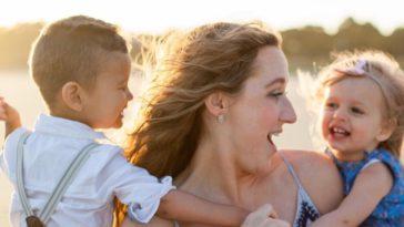 feedclub mulher filhos adotivos
