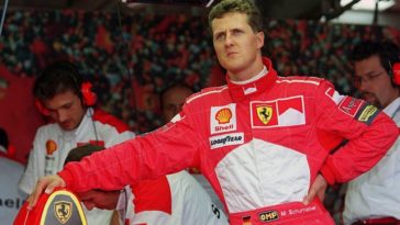 michael schumacher (je)