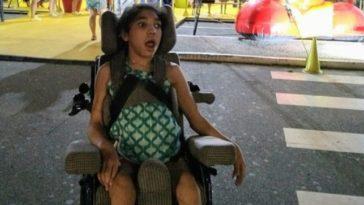 cadeira de rodas furtada