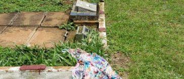 túmulo violado