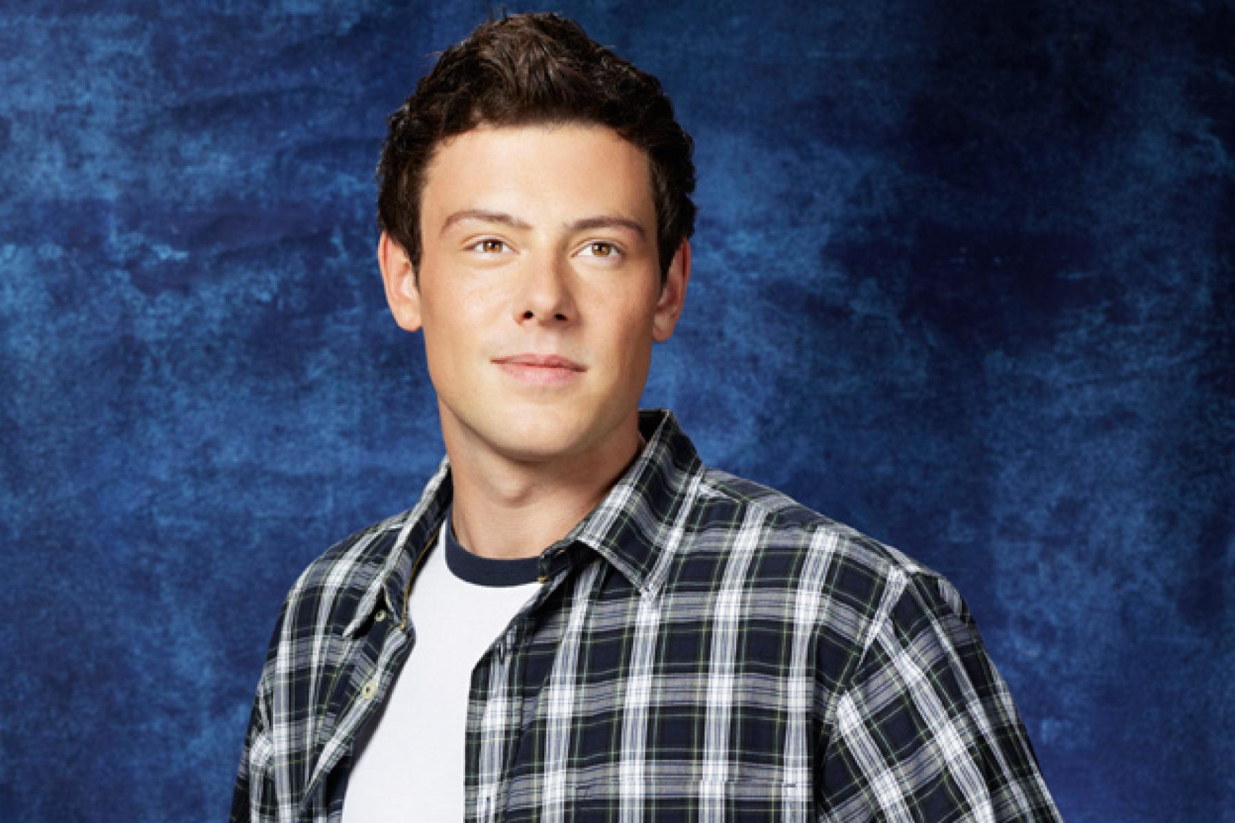 Glee-Cory Monteith