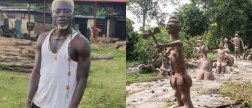 Nigéria ator porno