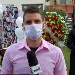 Repórter-Globo emoção