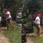 briga entre mulheres