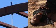 Youtuber-Saa Fomba ponte