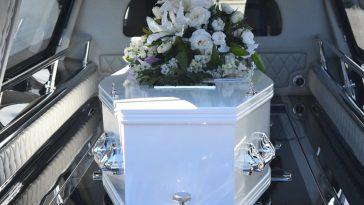 Mulher-mãe viva cremação