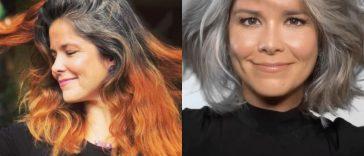 Samara Felippo-cabelo grisalho