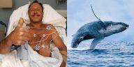 engolido por baleia