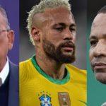 Galvão - Neymar - Pai